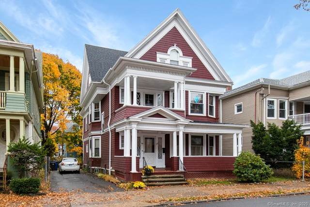 250 Willow Street, New Haven, CT 06511 (MLS #170355032) :: Around Town Real Estate Team