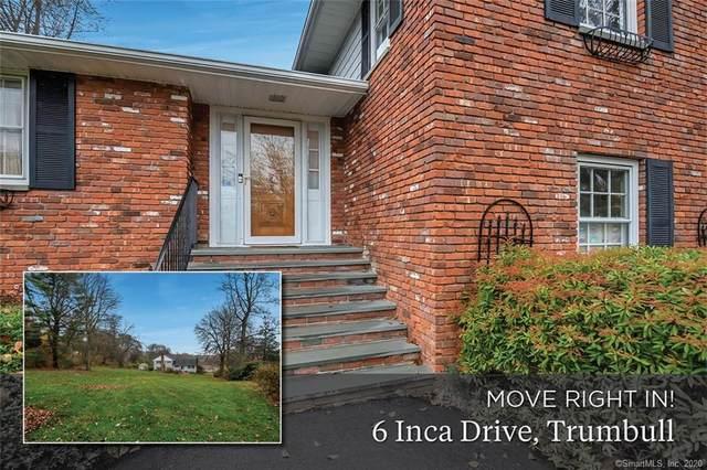 6 Inca Drive, Trumbull, CT 06611 (MLS #170355060) :: Team Feola & Lanzante | Keller Williams Trumbull
