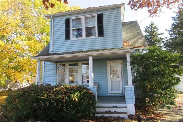 54 Harding Avenue, Branford, CT 06405 (MLS #170355094) :: Around Town Real Estate Team
