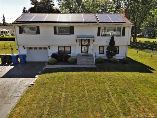 29 Briarwood Lane, East Hartford, CT 06118 (MLS #170355230) :: Hergenrother Realty Group Connecticut