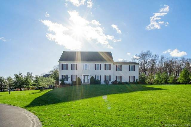 9 Joe Stone Way, North Branford, CT 06471 (MLS #170355246) :: Michael & Associates Premium Properties | MAPP TEAM