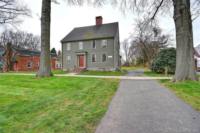 319 Main Street, Wethersfield, CT 06109 (MLS #170355279) :: Hergenrother Realty Group Connecticut