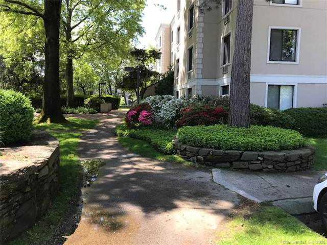 1525 E Putnam Avenue #107, Greenwich, CT 06870 (MLS #170355347) :: Around Town Real Estate Team