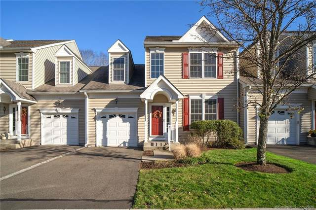 18 Fieldstone Court #18, North Haven, CT 06473 (MLS #170355384) :: Around Town Real Estate Team