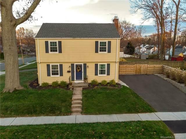 85 Edgemere Avenue, West Hartford, CT 06110 (MLS #170355472) :: Around Town Real Estate Team