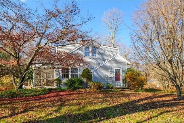 55 New Street, Ridgefield, CT 06877 (MLS #170355475) :: Around Town Real Estate Team