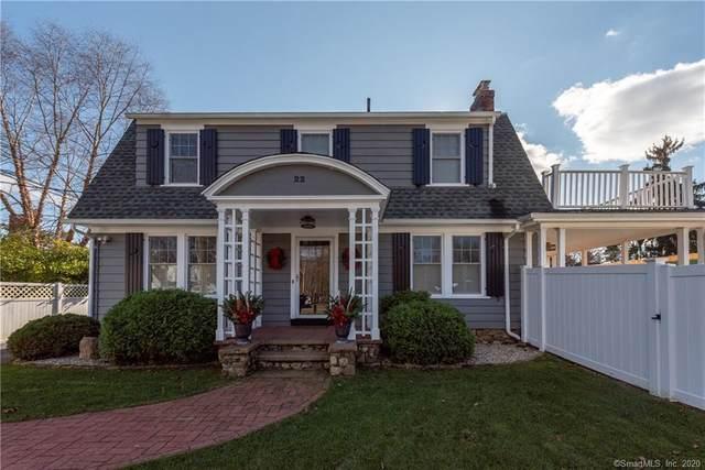 22 Elizabeth Street, Branford, CT 06405 (MLS #170355527) :: Around Town Real Estate Team