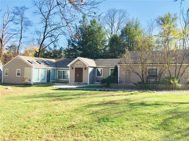 559 Danbury Road, Wilton, CT 06897 (MLS #170355550) :: Kendall Group Real Estate   Keller Williams