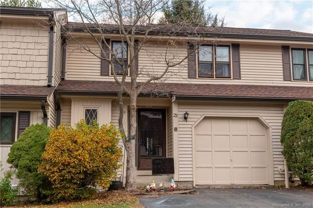 23 Potter Crossing #23, Wethersfield, CT 06109 (MLS #170355567) :: Hergenrother Realty Group Connecticut