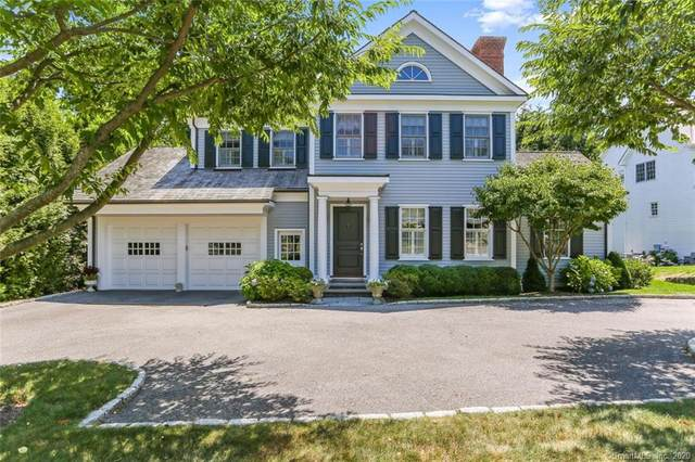 93 Harrison Avenue, New Canaan, CT 06840 (MLS #170355596) :: Kendall Group Real Estate | Keller Williams