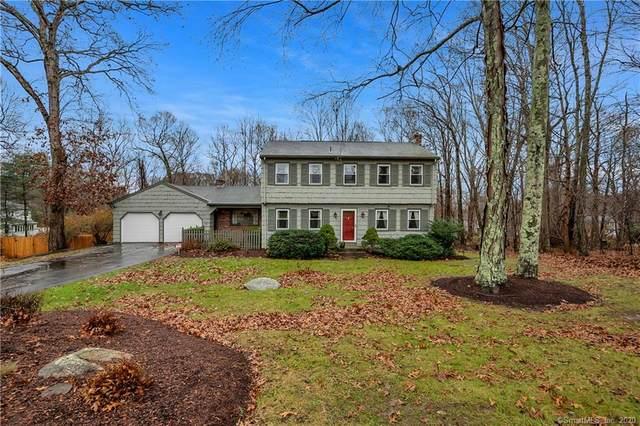 16 Half Penny Lane, Old Saybrook, CT 06475 (MLS #170355650) :: Around Town Real Estate Team