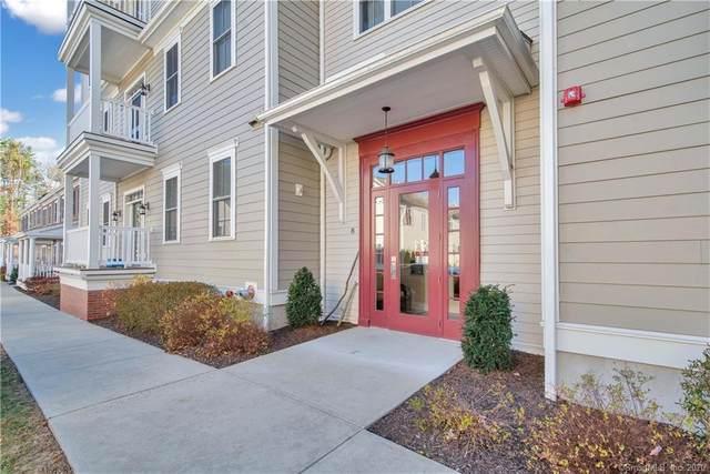 8 Sherwood Street 5-2D, Mansfield, CT 06268 (MLS #170355744) :: Around Town Real Estate Team