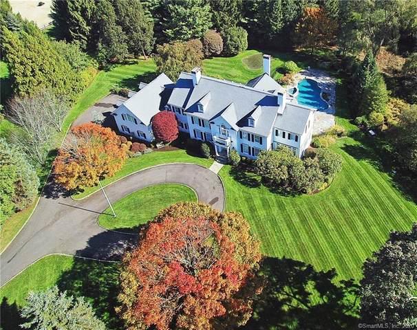 88 Golf Lane, Ridgefield, CT 06877 (MLS #170355784) :: Around Town Real Estate Team