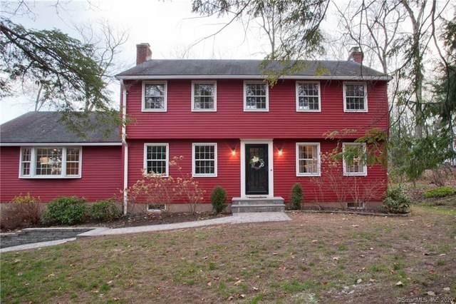 3 Powder Horn Drive, Simsbury, CT 06070 (MLS #170355815) :: Carbutti & Co Realtors