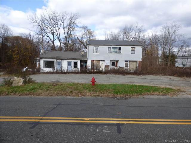 20 Station Road, Brookfield, CT 06804 (MLS #170355817) :: Kendall Group Real Estate   Keller Williams