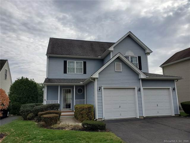 3 Lily Lane #3, Wallingford, CT 06492 (MLS #170355867) :: Around Town Real Estate Team