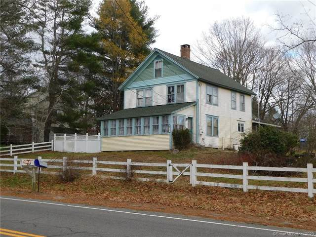 252 Hebron Road, Bolton, CT 06043 (MLS #170355936) :: Around Town Real Estate Team