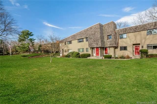 4 Ledgebrook Drive #4, Norwalk, CT 06854 (MLS #170355944) :: Kendall Group Real Estate | Keller Williams