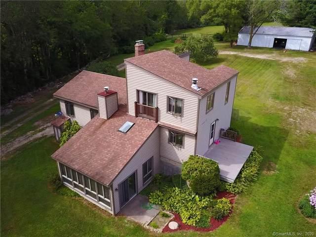 25 Ella Wheeler Road, North Stonington, CT 06359 (MLS #170355987) :: Spectrum Real Estate Consultants