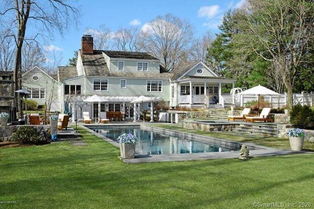 12 Carrington Drive, Greenwich, CT 06831 (MLS #170356072) :: Kendall Group Real Estate | Keller Williams