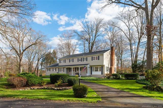 15 Azalea Terrace, Greenwich, CT 06807 (MLS #170356081) :: The Higgins Group - The CT Home Finder