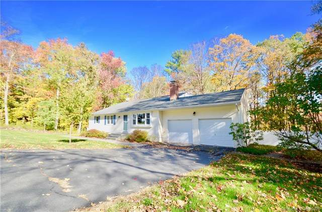 6 Valley View Drive, Simsbury, CT 06089 (MLS #170356116) :: Around Town Real Estate Team