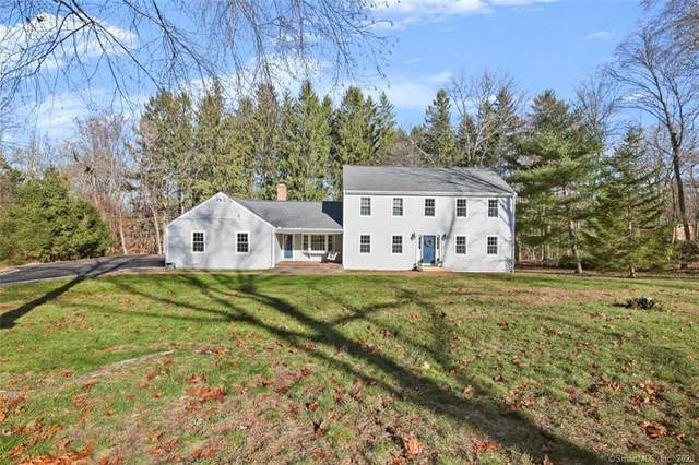 124 Wilson Road, Easton, CT 06612 (MLS #170356155) :: Kendall Group Real Estate | Keller Williams