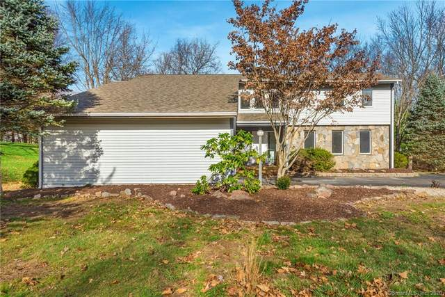 60 Paper Chase, South Windsor, CT 06074 (MLS #170356172) :: Hergenrother Realty Group Connecticut