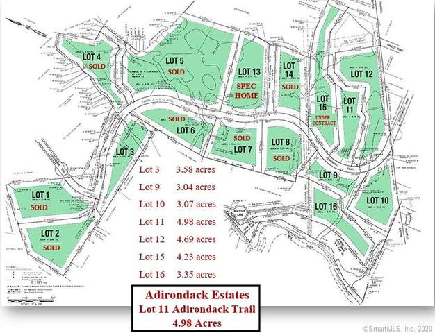 Lot 11 Adirondack Trail, Easton, CT 06612 (MLS #170356183) :: Kendall Group Real Estate | Keller Williams