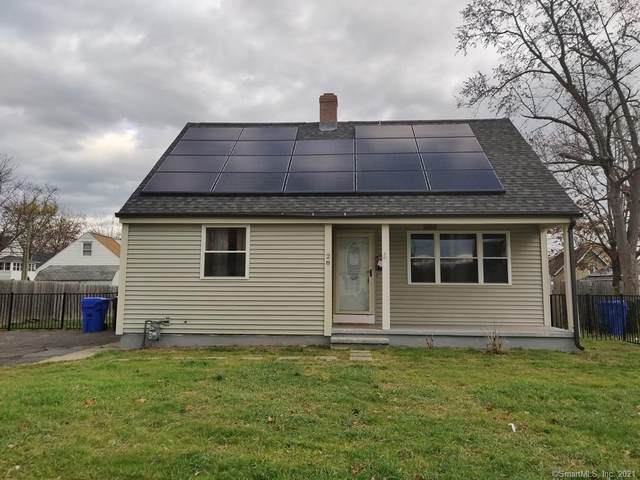 28 Webster Street, East Hartford, CT 06108 (MLS #170356185) :: Hergenrother Realty Group Connecticut