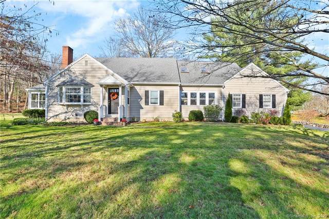10 Stephen Mather Road, Norwalk, CT 06850 (MLS #170356188) :: Kendall Group Real Estate | Keller Williams