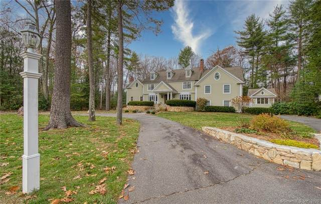 112 Country Club Road, Avon, CT 06001 (MLS #170356201) :: Hergenrother Realty Group Connecticut