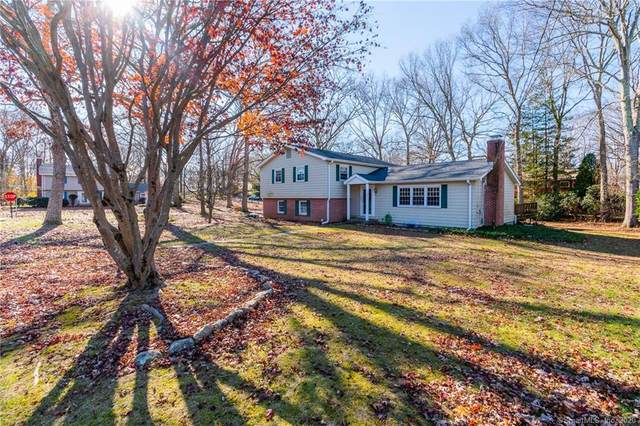 27 Laurel Hill Drive S, East Lyme, CT 06357 (MLS #170356219) :: Around Town Real Estate Team
