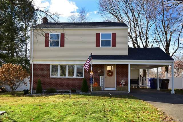 103 Brewster Road, Enfield, CT 06082 (MLS #170356224) :: NRG Real Estate Services, Inc.