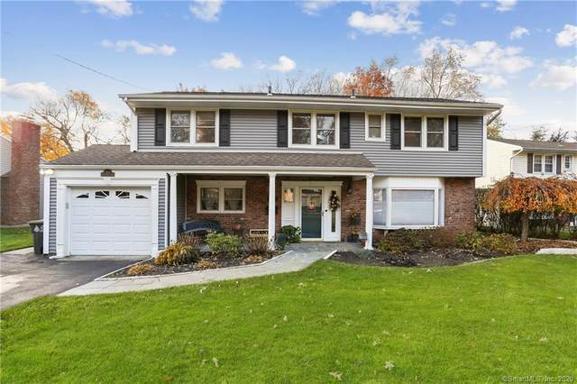 80 Rolling Wood Drive, Stamford, CT 06905 (MLS #170356298) :: Around Town Real Estate Team