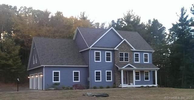 13 Birch Hill Road, Lot 2, Hebron, CT 06248 (MLS #170356312) :: Around Town Real Estate Team