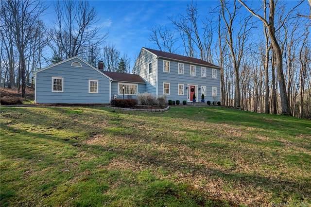 8 Dayton Road, Redding, CT 06896 (MLS #170356322) :: GEN Next Real Estate