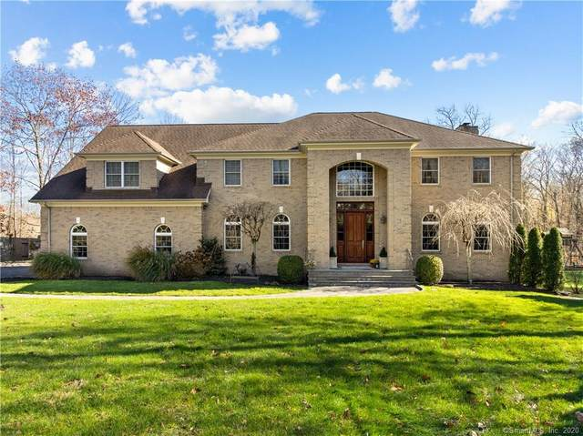 73 Bowman Drive, Greenwich, CT 06831 (MLS #170356323) :: The Higgins Group - The CT Home Finder