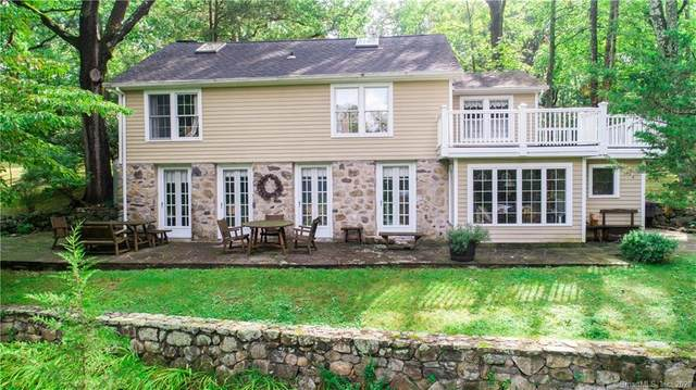 205 Brushy Hill Road, Danbury, CT 06810 (MLS #170356423) :: The Higgins Group - The CT Home Finder