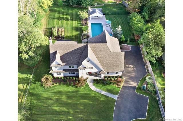144 Old Road, Westport, CT 06880 (MLS #170356460) :: Kendall Group Real Estate | Keller Williams