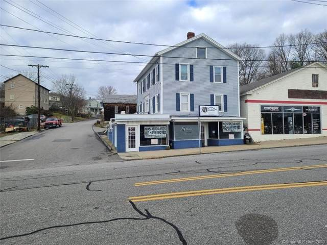 2 Central Avenue, Norwich, CT 06360 (MLS #170356477) :: Around Town Real Estate Team