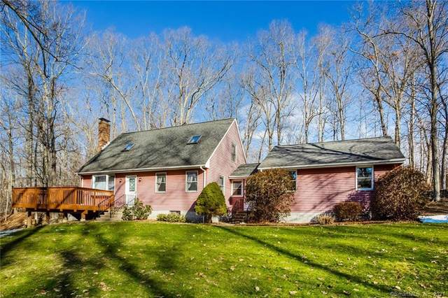 91 Old Andover Road, Hebron, CT 06248 (MLS #170356519) :: Tim Dent Real Estate Group