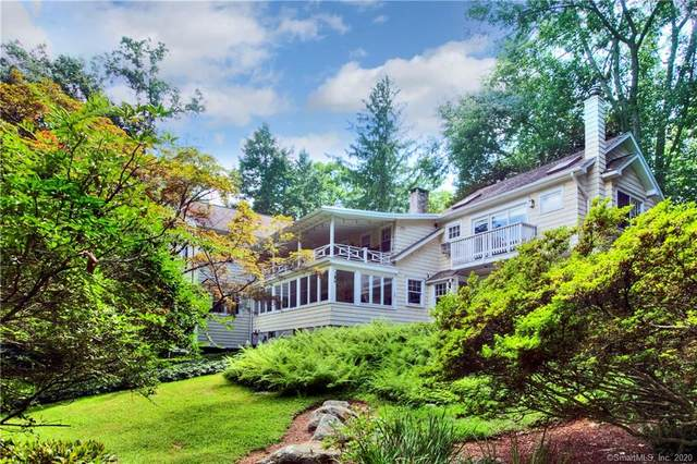 1006 Silvermine Road, New Canaan, CT 06840 (MLS #170356554) :: Kendall Group Real Estate | Keller Williams