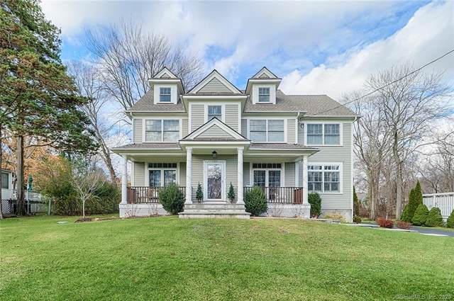 328 Davis Road, Fairfield, CT 06825 (MLS #170356578) :: The Higgins Group - The CT Home Finder