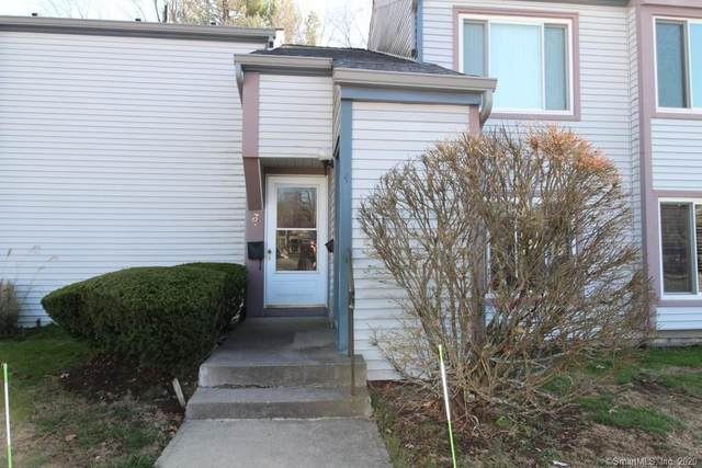 3 Candlewood Drive #3, South Windsor, CT 06074 (MLS #170356583) :: Around Town Real Estate Team