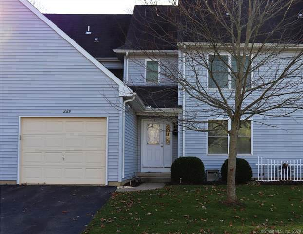 22 Folkstone Road B, East Windsor, CT 06016 (MLS #170356638) :: NRG Real Estate Services, Inc.