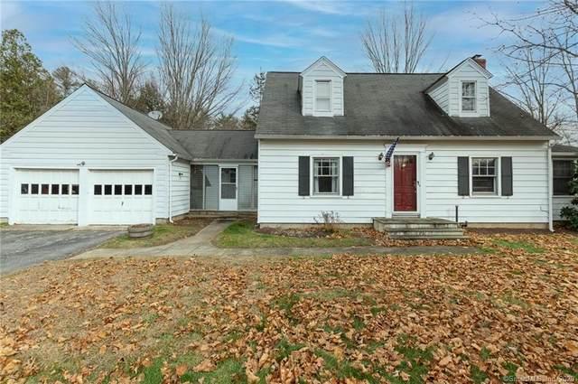 6 Cherry Street, Newtown, CT 06482 (MLS #170356692) :: Carbutti & Co Realtors
