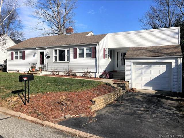 31 Forest Street, Waterford, CT 06385 (MLS #170356707) :: Frank Schiavone with William Raveis Real Estate