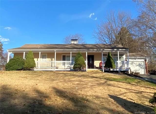 14 Greenview Road, Danbury, CT 06811 (MLS #170356709) :: Kendall Group Real Estate | Keller Williams