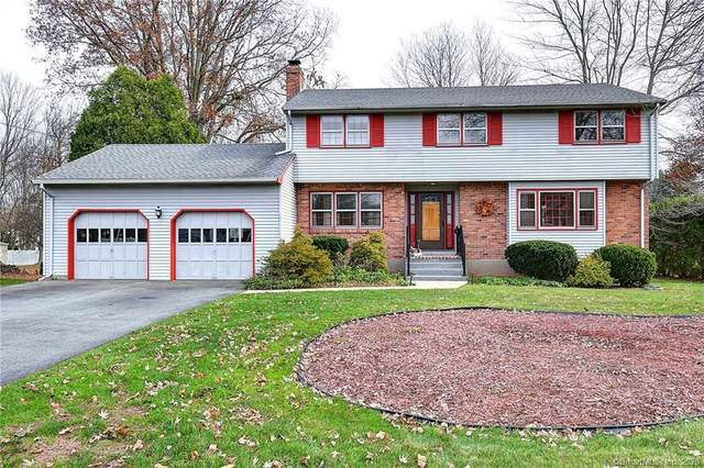 90 Carriage Hill Drive, Wethersfield, CT 06109 (MLS #170356716) :: Hergenrother Realty Group Connecticut
